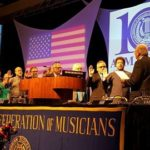 Ray Hair Re-Elected International President at AFM's 100th Convention