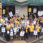 Pittsburgh On Strike