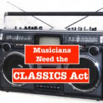89 Artists Add Names Urging Congress to Pass CLASSICS Act