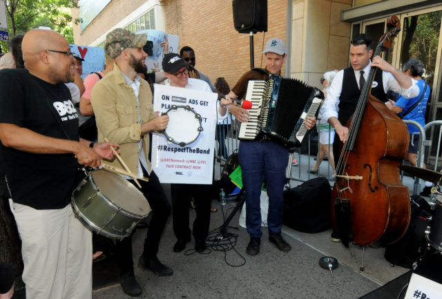 Band Together - American Federation of Musicians