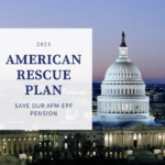 Let's get the American Rescue Plan Act Passed!